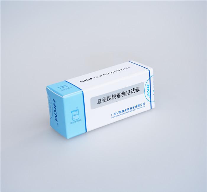 总硬度检测试纸条(0-25d)